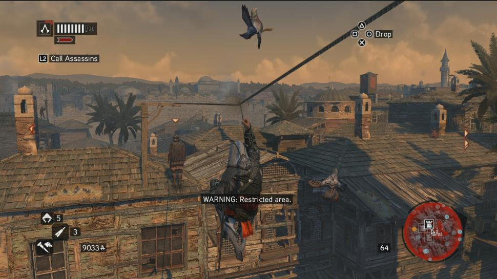 Assassin's Creed: Revelations - Screenshots aus unserer Test-Session in Konstantinopel. (1)