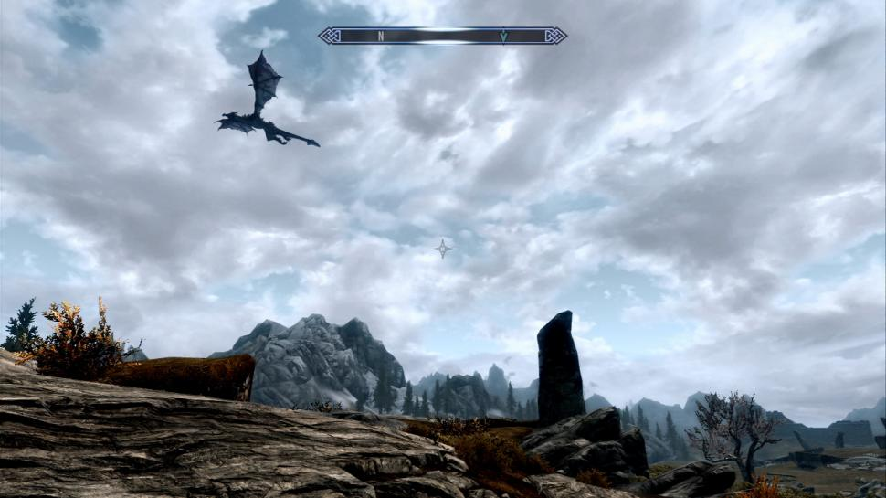 Skyrim - Screenshots aus der neuen The Elder Scrolls 5-Saga (1)