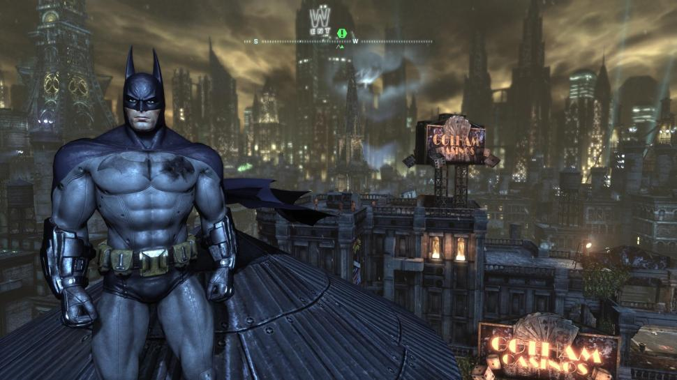 Der aktuelle Patch für Batman: Arkham City behebt Direct X 11-Probleme auf 64 Bit-Systemen.  (5)