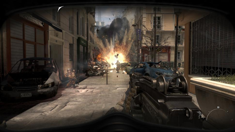 Call Of Duty Modern Warfare 3 Test Der Grandios Inszenierten