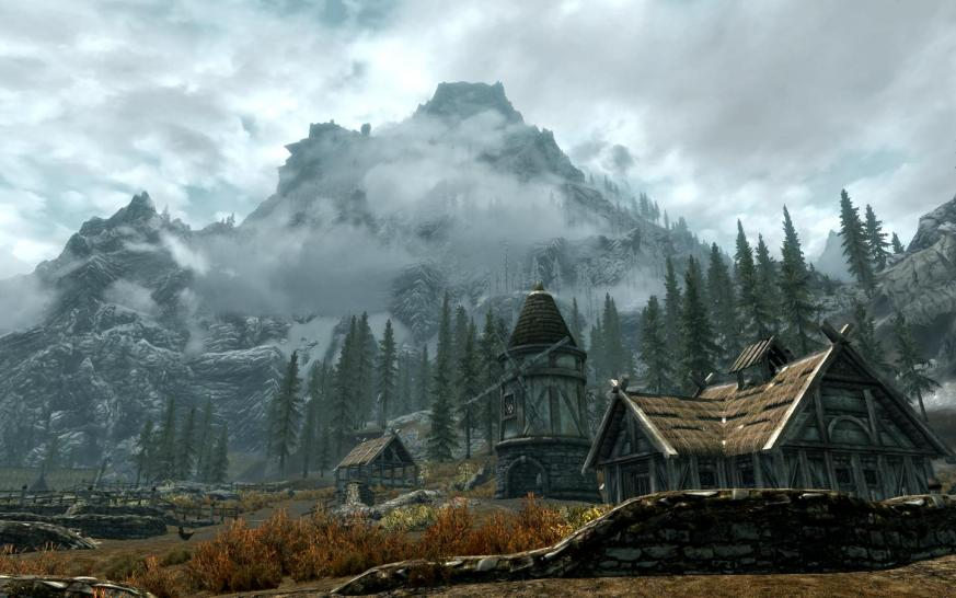 Platz 1: The Elder Scrolls 5: Skyrim