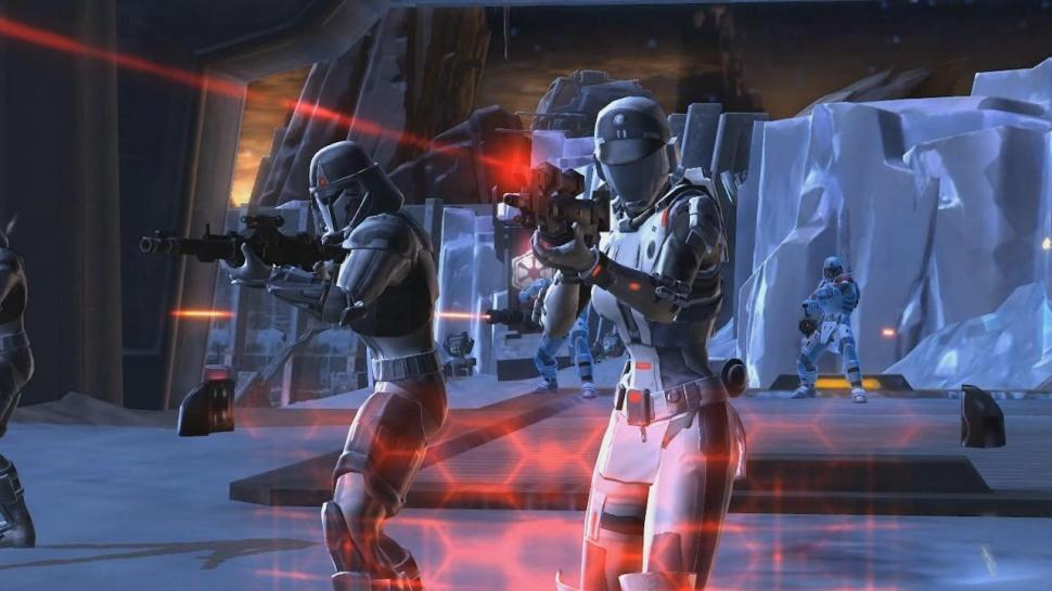 Die Star Wars: The Old Republic-Beta startet in eine neue Runde und Games Aktuell verlost Beta-Keys! (1)