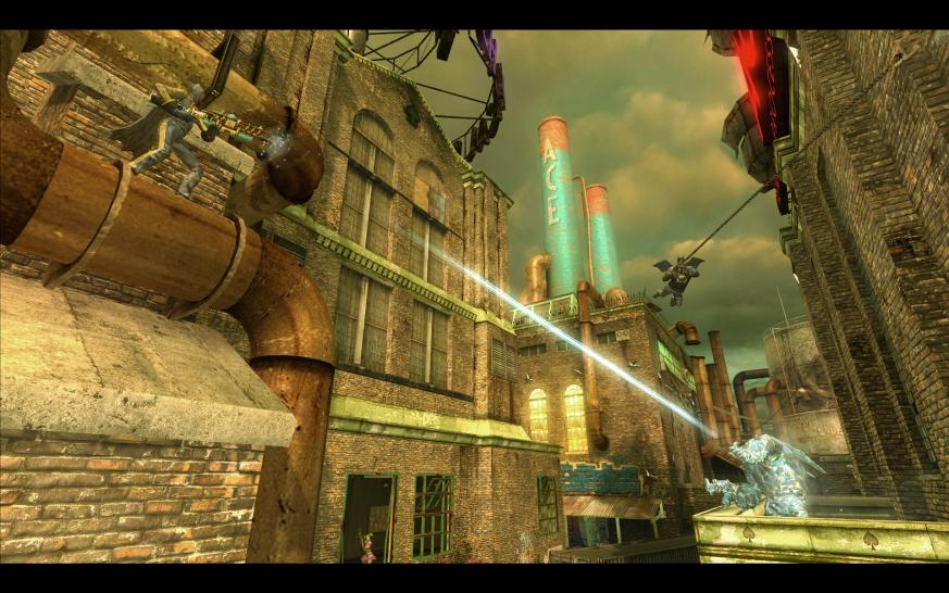 Der Superhelden-Shooter Gotham City Impostors steht ab sofort als Free2Play-Version via Steam für den PC zum Download bereit. (1)
