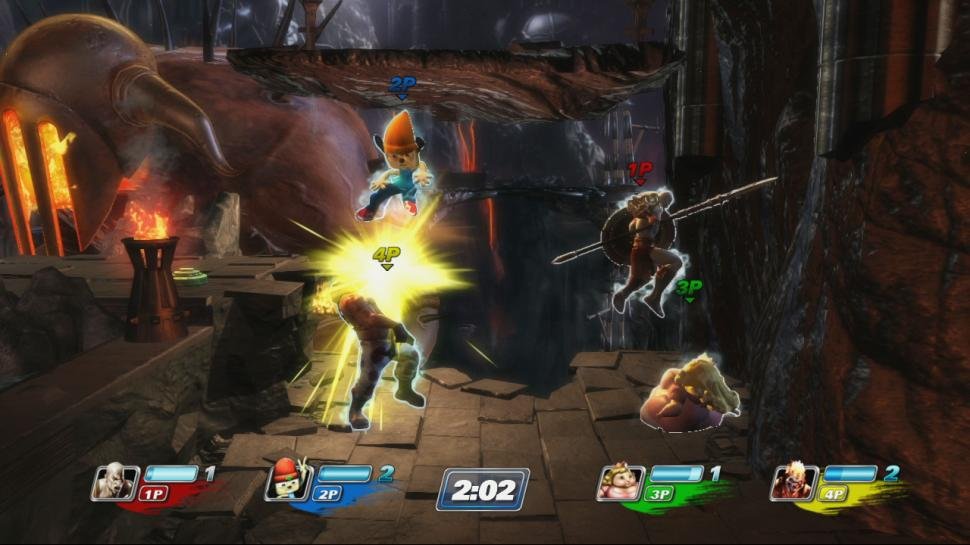 Der Smash Bros.-Konkurrent PlayStation All-Stars: Battle Royale ist bereits seit dem Herbst des vergangenen Jahres für die PlayStation 3 und die PS Vita erhältlich. (1)
