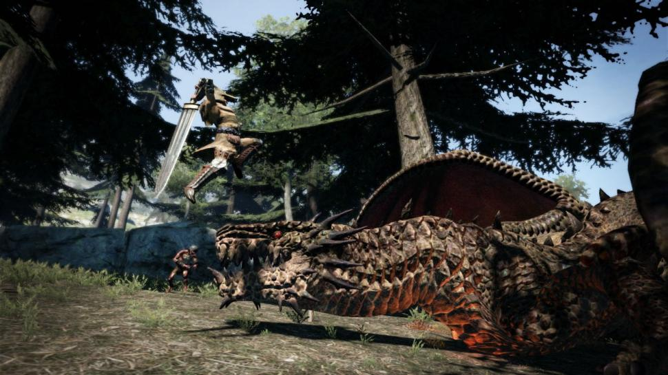 Finsterer Gameplay-Trailer zu Dragon's Dogma: Dark Arisen zeigt die untoten Necrophagous. (1)