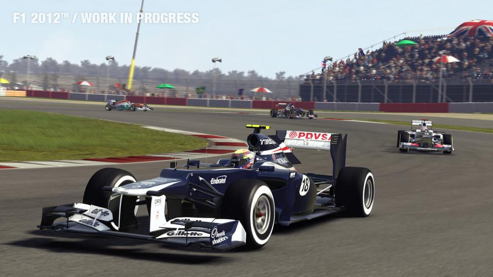Screenshots von Codemasters neuer Rennsimulation F1 2012 (1)