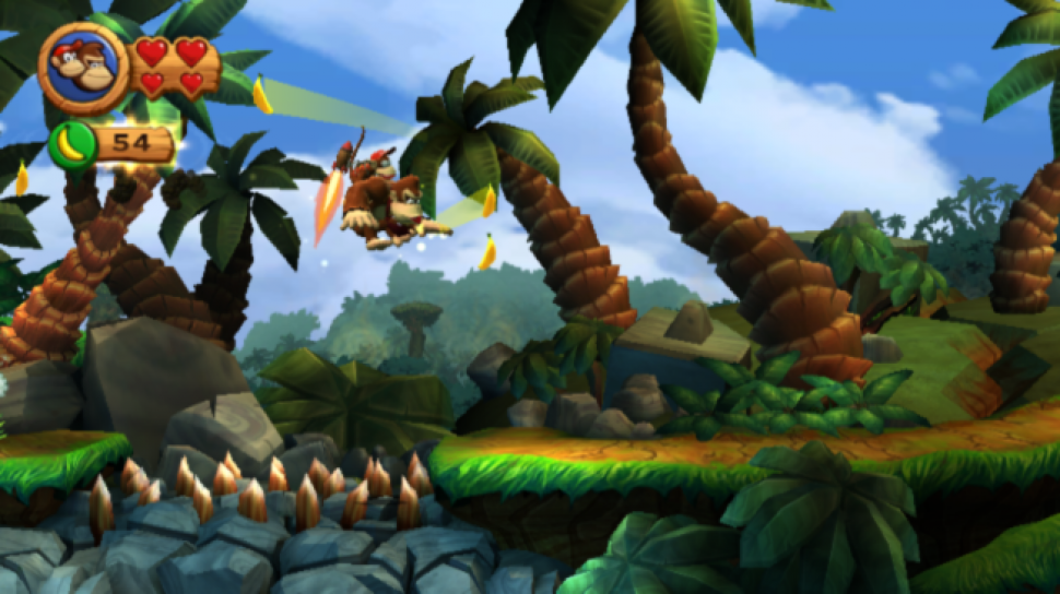Donkey Kong Country: Tropical Freeze - Bilder aus dem Hüpfspiel (1)