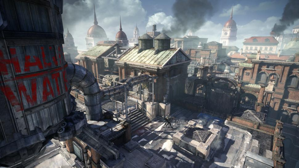 Gears of War: Judgment in der E3-Preview. (1)