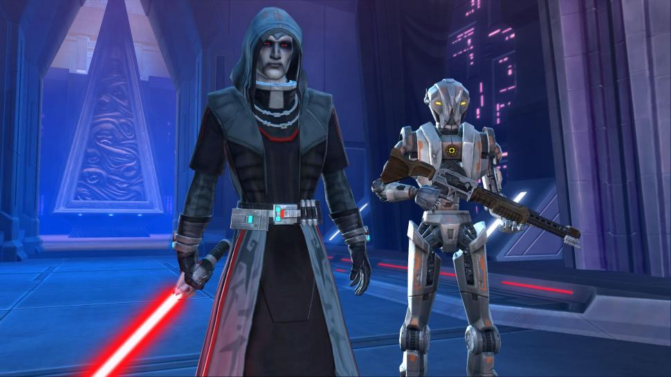 Bilder zu Biowares MMORPG - Star Wars: The Old Republic. (1)