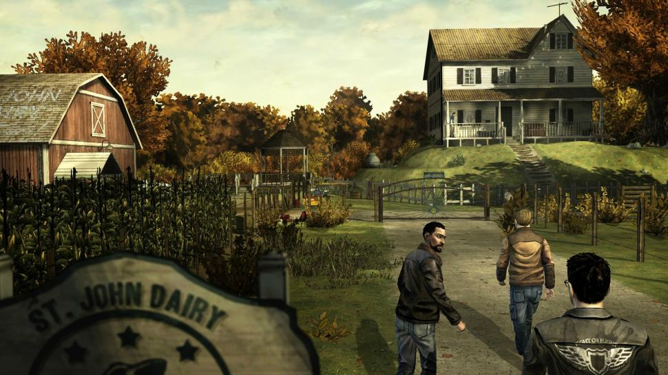 The Walking Dead - Bilder aus dem Telltale-Adventure (1)