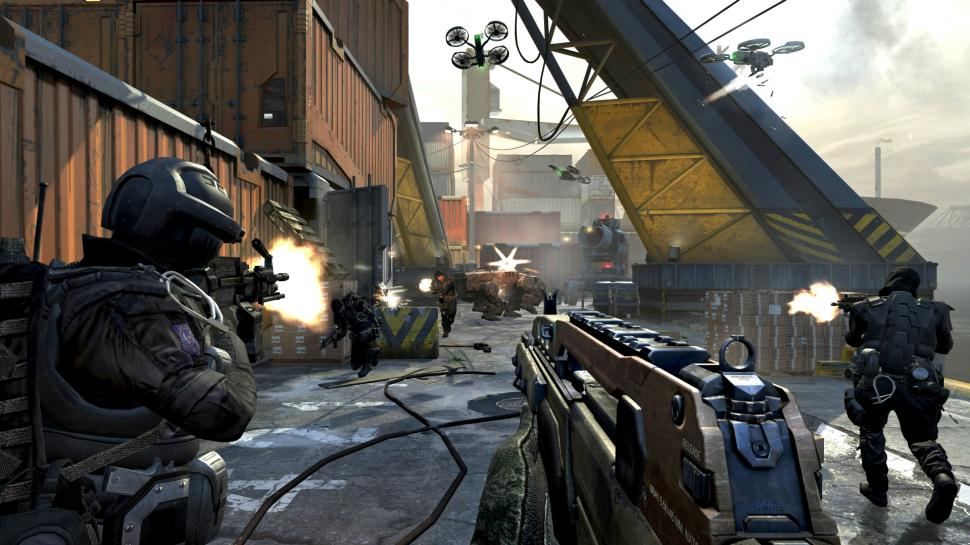 Bilder zum Action-Highlight Call of Duty: Black Ops 2. (1)