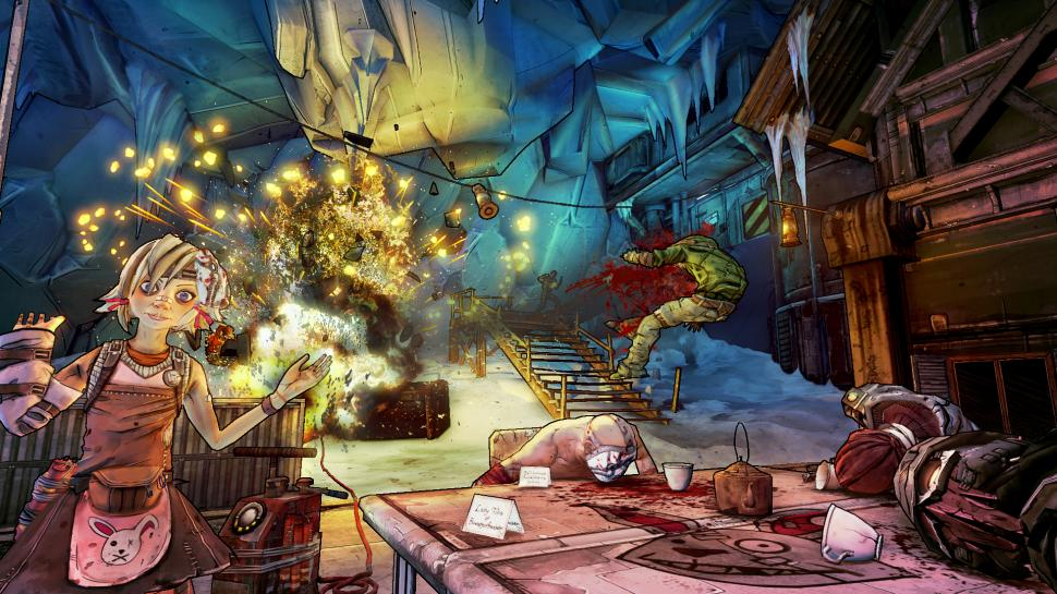 Borderlands 2 - Screenshots aus dem Gearbox-Shooter (1)