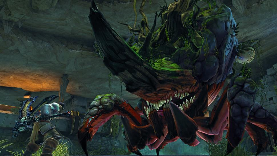 Die Spiele-Highlights im August: Darksiders 2.