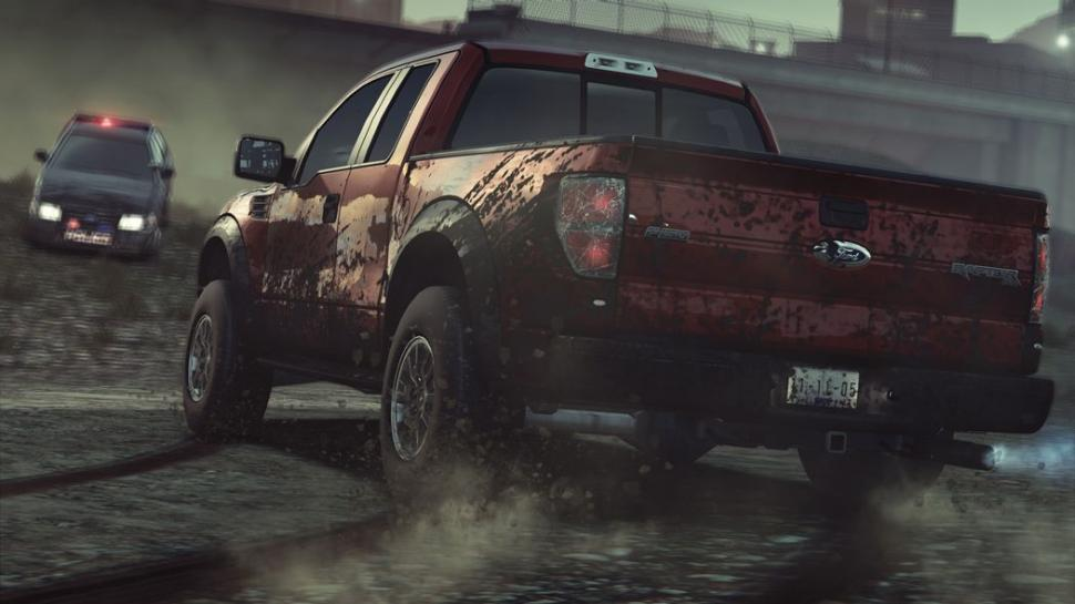 Weitere Screenshots zur Need for Speed: Most Wanted-Preview. (1)