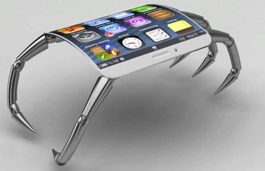 Fan-Designs des neuen iPhone 5. (1)