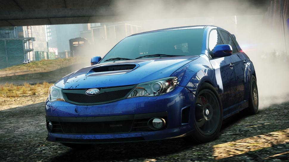 Need for Speed: Most Wanted 2 erscheint am 1. November 2012.  (1)