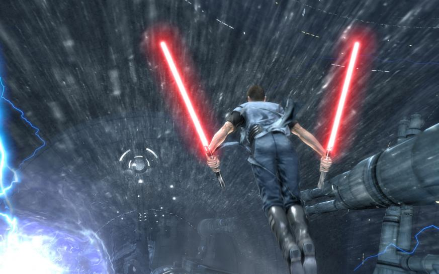Platz 20: Star Wars: The Force Unleashed 2
