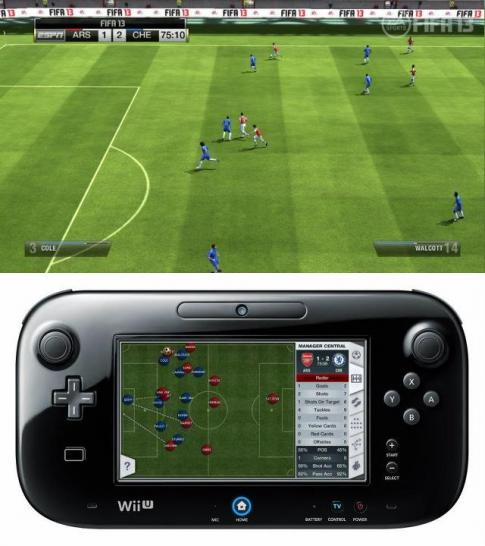 FIFA 13 - Screenshots aus der Wii U-Version. (1)