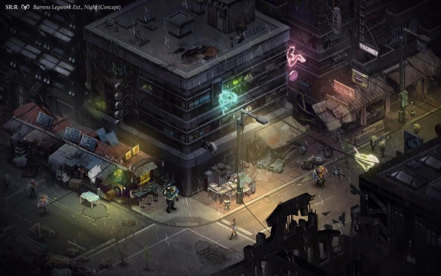 Shadowrun Returns erscheint im Juni 2013 via Steam. (1)
