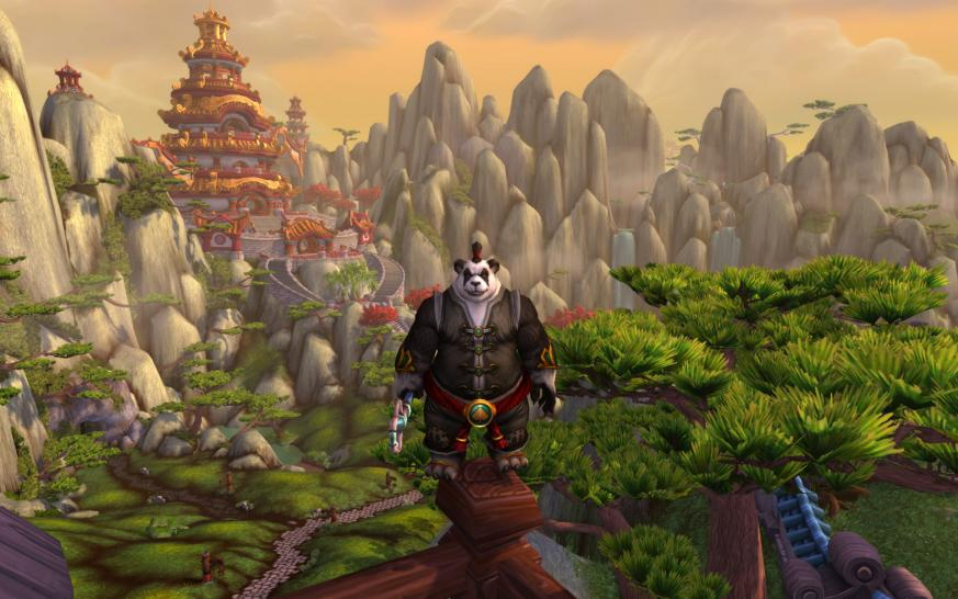 Platz 20: WoW: Mists of Pandaria (Wiedereinsteiger)