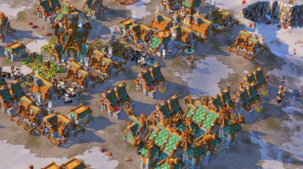 Релиз MMORTS игры в реальном времени Age of Empires Online состоится