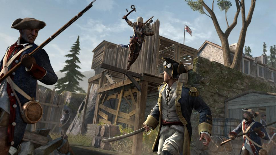Assassin's Creed 3 im Test: Halbblut-Indianer Connor im Most Wanted-Titel 2012? (1)