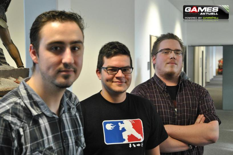 Games Aktuell Podcast 242: Marc, Marco und Neuzugang Mike!