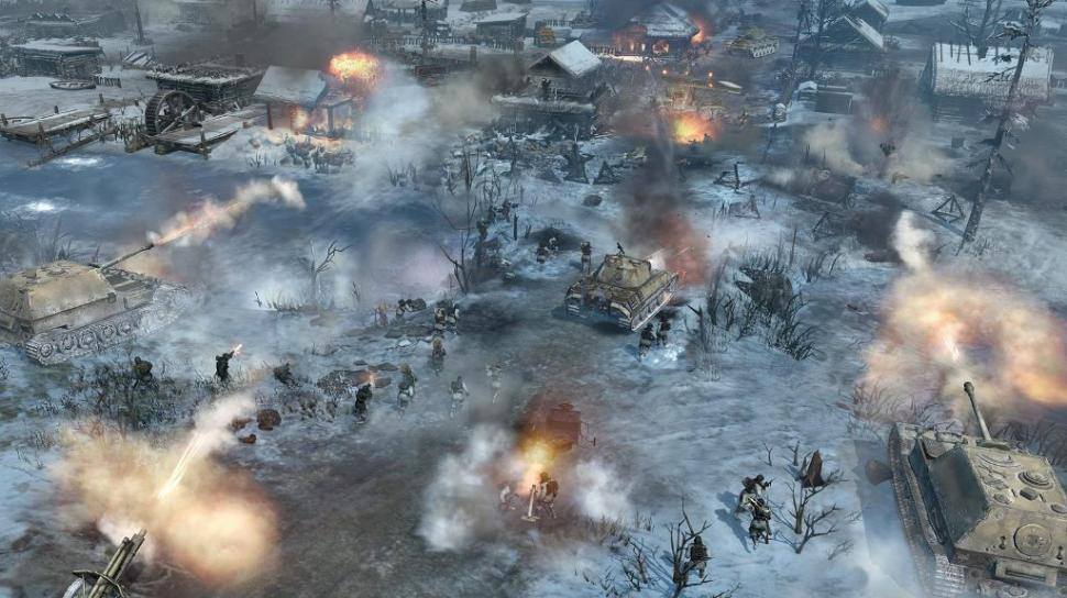 Sega hat eine Closed-Beta zu Company of Heroes 2 angekündigt. Die Test-Phase beginnt am 2. April. (1)