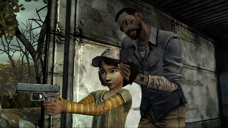 The Walking Dead - Screenshots aus dem Adventure (1)