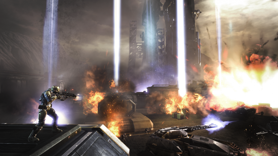 Dust 514: Der Playstation 3-Shooter ist ab sofort in der Open-Beta. (1)