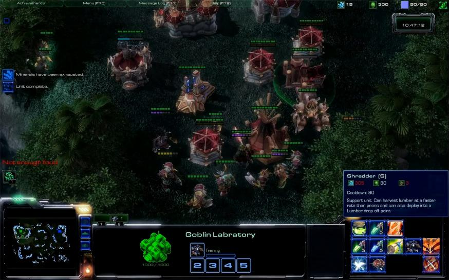 Warcraft: A New Dawn - Bilder zur Starcraft-Modifikation