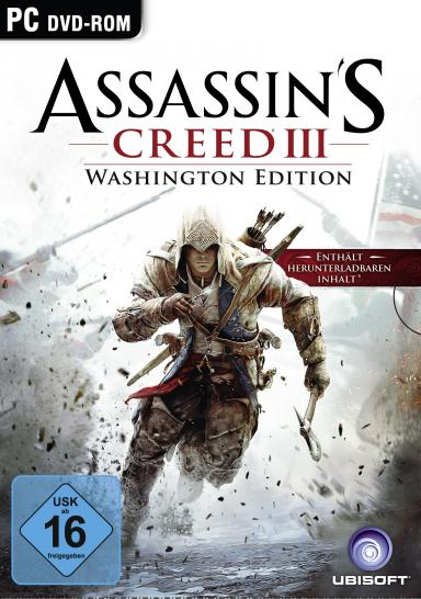 Assassin's Creed 3: Washington-Edition von Ubisoft offiziell angekündigt. (1)