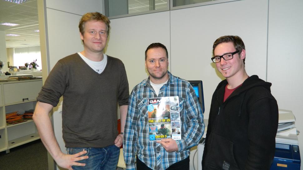 Games Aktuell Podcast 251: Matti, Thomas, Chris