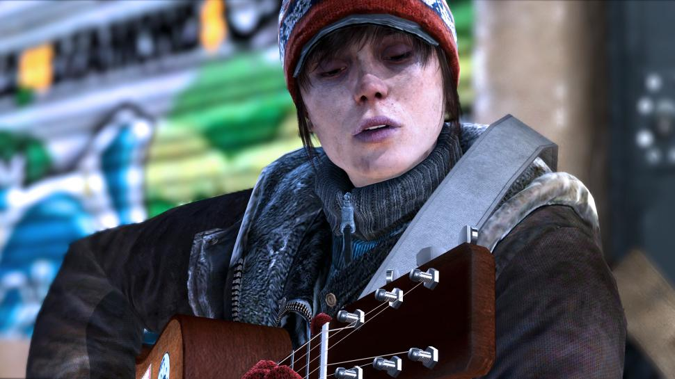 Beyond: Two Souls hat über eine Million Käufer. (1)