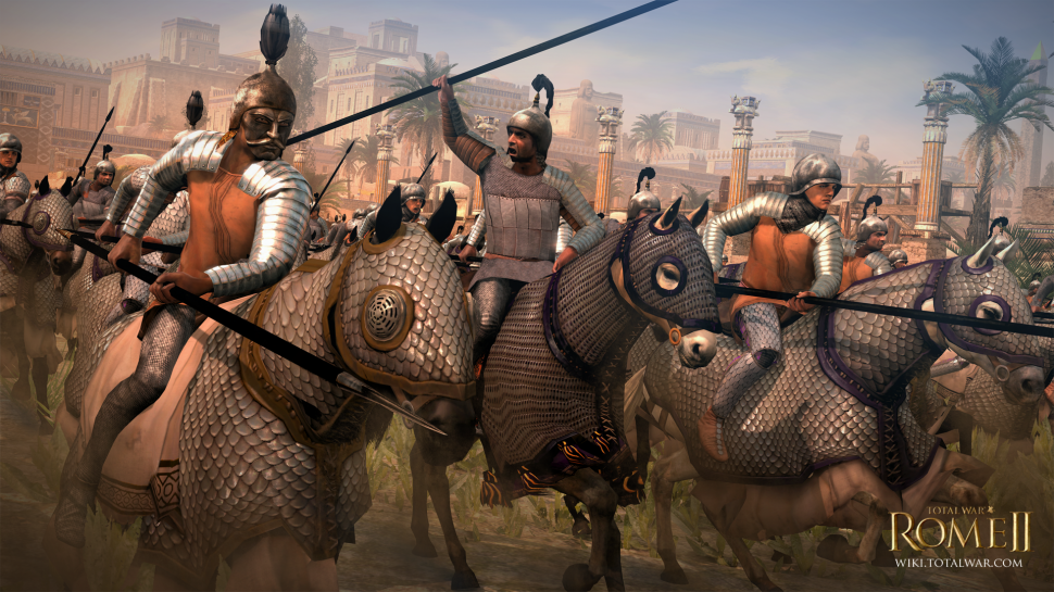 Total War: Rome 2 - Day-One-DLC mit den Pontier angekündigt. (1)