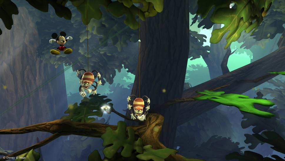 Castle of Illusion - Bilder aus dem Remake (1)