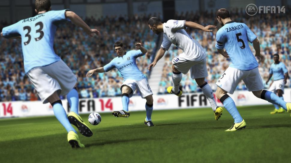FIFA 14: Video-Interview mit Line Producer Nick Channon. (1)