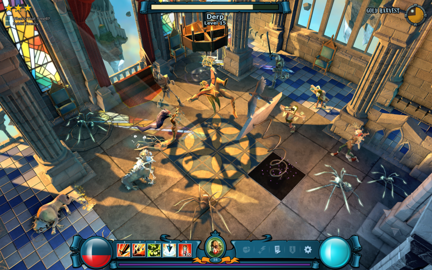 The Mighty Quest for Epic Loot jetzt im Steam Early Access-Programm. (1)