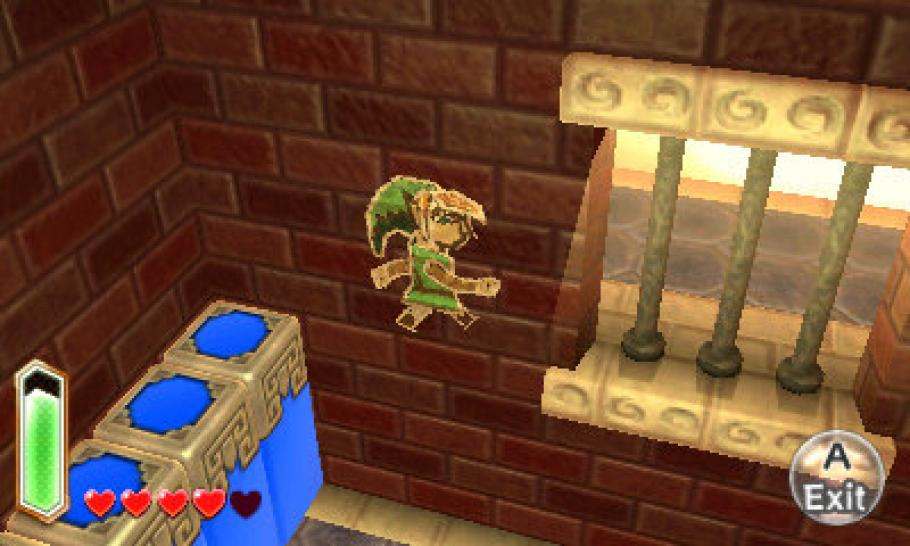 Zelda A Link Between Worlds - Bilder aus dem Action-Adventure (1)