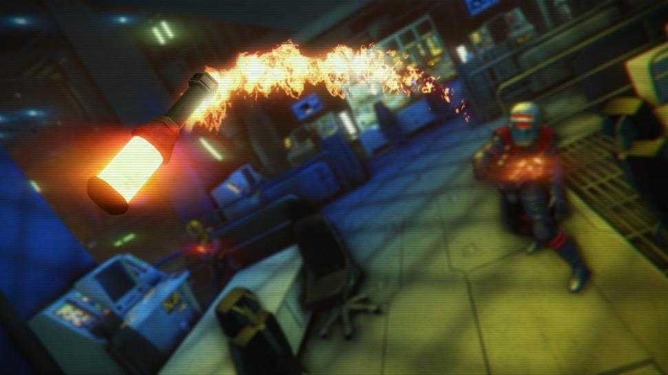 Far Cry 3: Blood Dragon - Neue Screenshots des Retro-Shooters. (1)