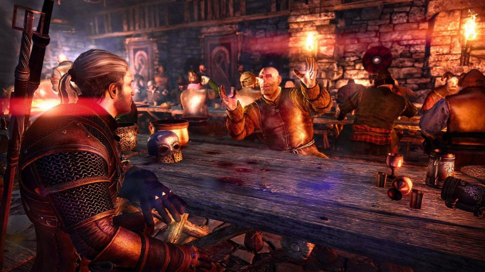 The Witcher 3 kommt ohne DRM, Quick-Time-Events und Multiplayer-Modus auf den Markt. (1)