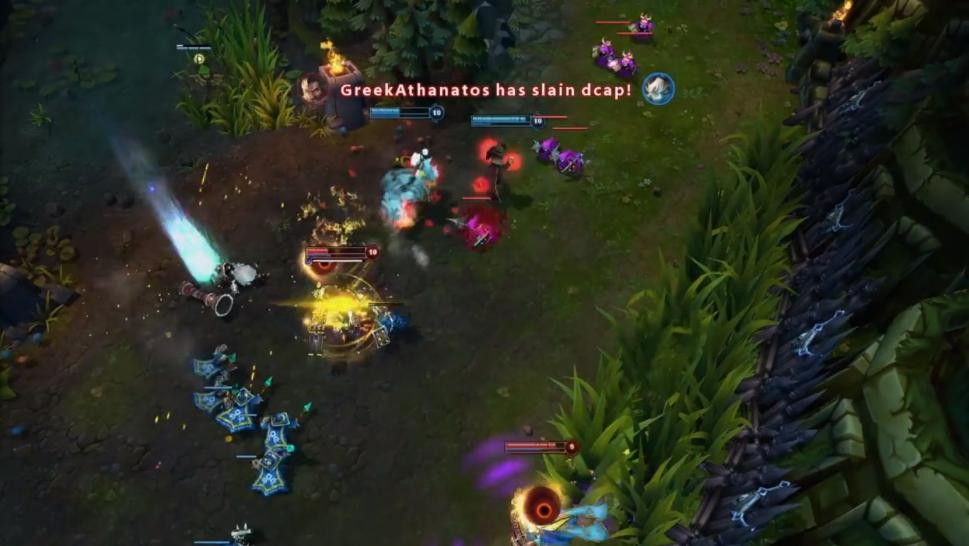 League of Legends ist der Free-to-play Titel von Entwickler Riot Games. (1)
