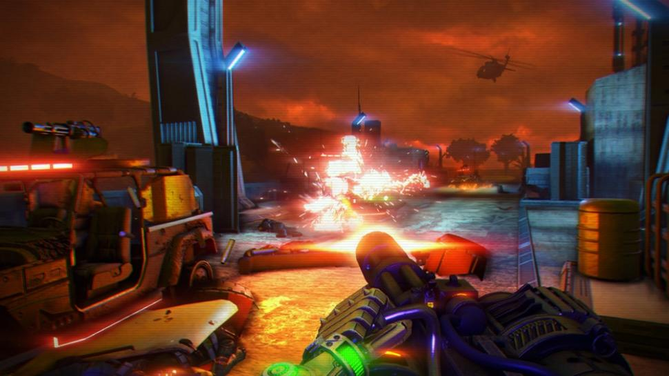 Far Cry 3: Blood Dragon - Leser-Test von RoninXM. (1)