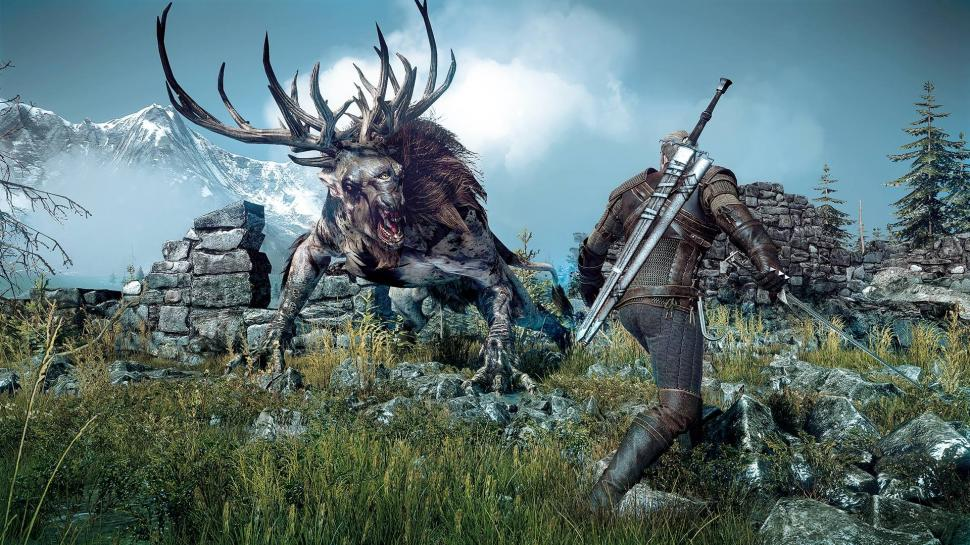 Der neue Killing Monsters-Trailer zu The Witcher 3: Wild Hunt bietet sensationelle Renderszenen. (1)