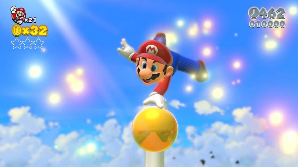 Super Mario 3D World - Screenshots aus dem Wii U-Spiel (1)
