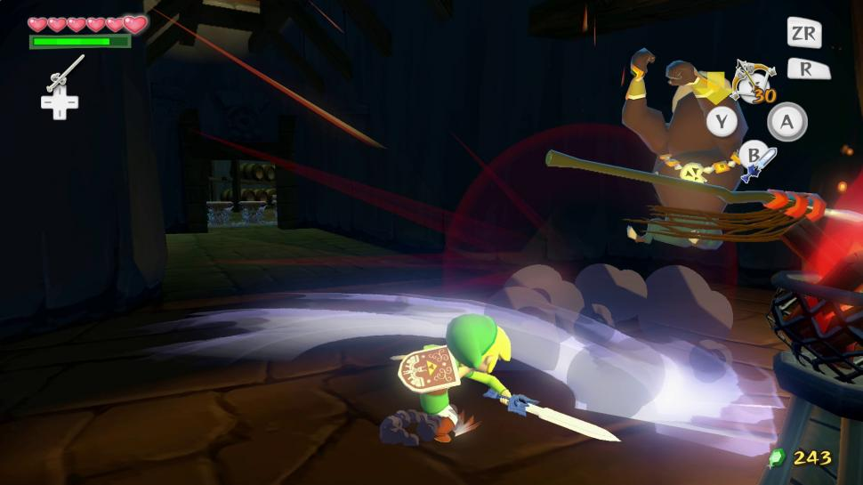 Zelda: The Wind Waker HD - Screenshots zum Wii U-Remake von der E3 2013. (1)