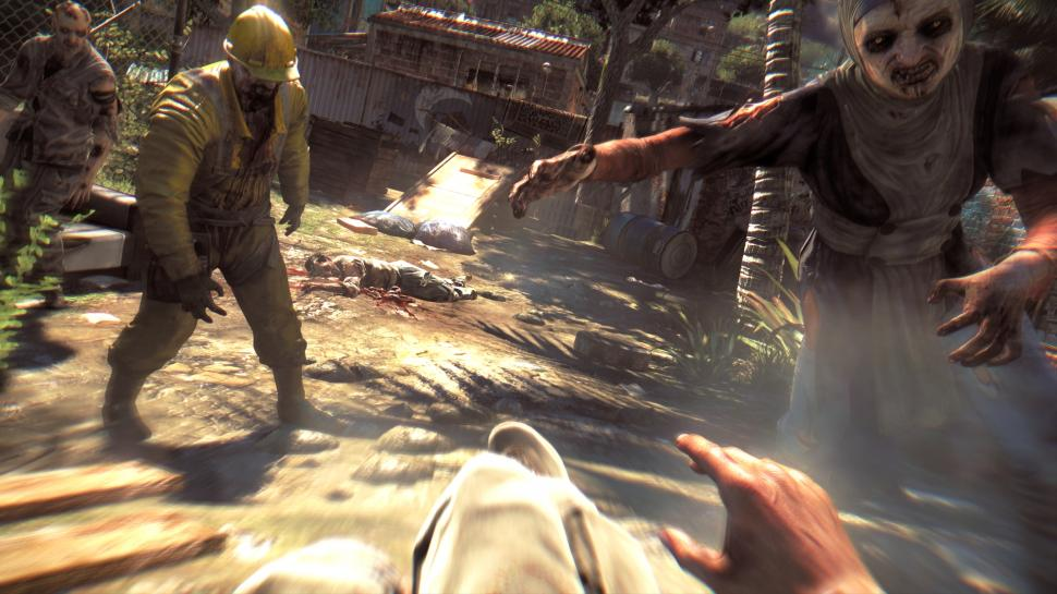 Dying Light in der E3-Vorschau. (1)