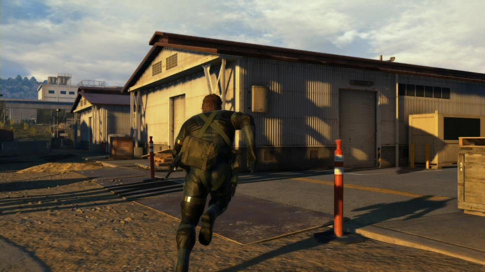Metal Gear Solid 5: The Phantom Pain - Neue Screenshots. (1)