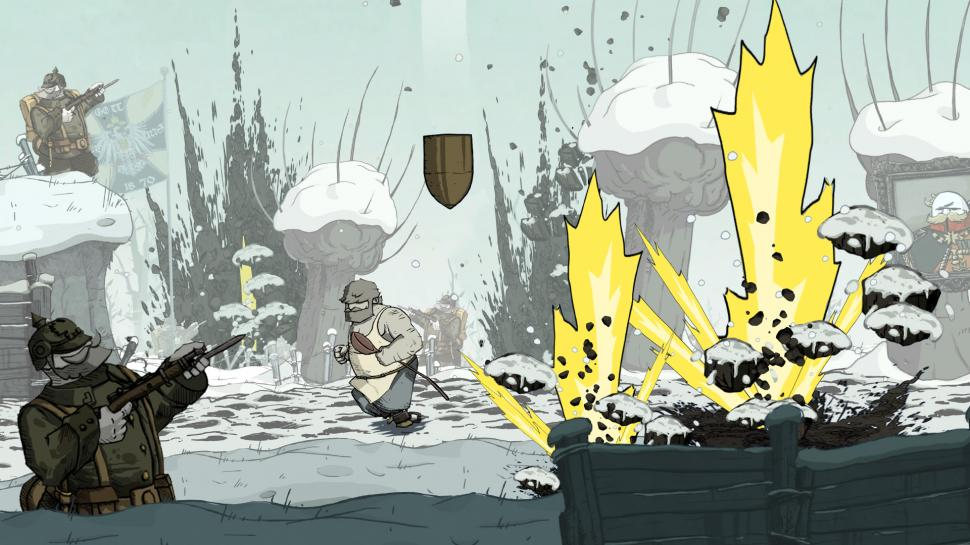 Valiant Hearts: The Great War - Emotionales 2D Puzzle-Adventure im ersten Weltkrieg. (1)