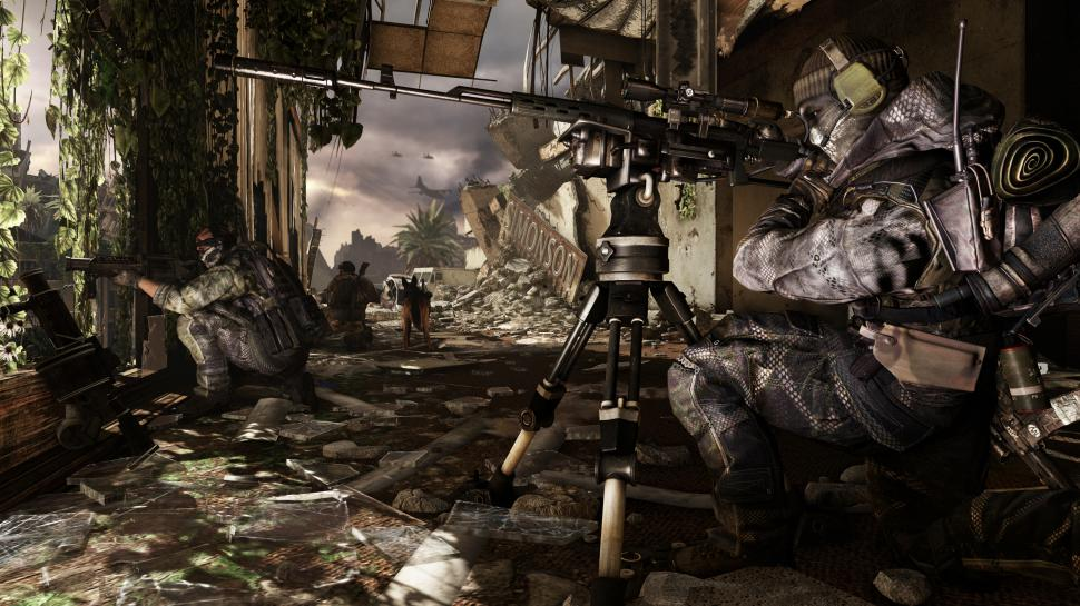 Call of Duty: Ghosts - Launch-Trailer zum Shooter veröffentlicht. (1)